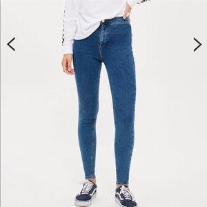 Topshop Joni high Waisted Skinny Jeans
